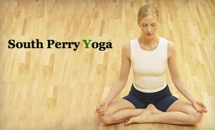 $36 for Six Drop-in Classes at South Perry Yoga ($72 Value)