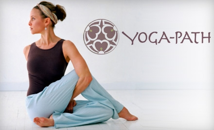 $10 for Two Weeks of Unlimited Classes at Yoga Path in Draper ($25 Value)