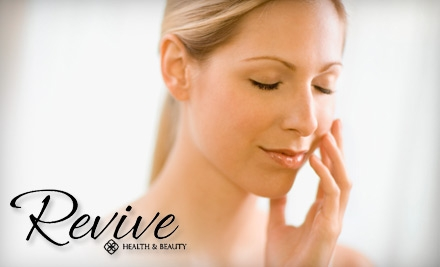 $35 for a 45-Minute Sugar Scrub and 30-Minute Massage at Revive Health & Beauty ($80 Value)