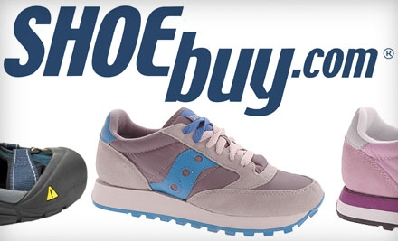 $20 for $40 Worth of Shoes, Apparel, and More from Shoebuy.com