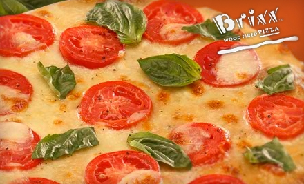 $10 for $20 Worth of Gourmet Pizza and Casual Fare at Brixx Wood Fired Pizza