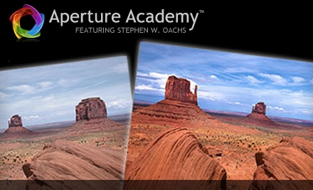 $65 for an Introduction-to-Photography Workshop at Aperture Academy ($135 Value)