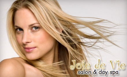 $35 for $70 Worth of Services at Joie de Vie Salon & Day Spa in Pleasanton