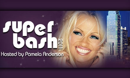 $250 VIP Ticket to the Dallas SuperBash 2011 Hosted by Pamela Anderson ($500 Value)