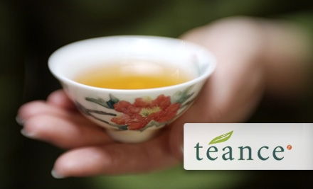 $20 for $40 Worth of Tea from Teance in Berkeley. Shop In-Store or Online.