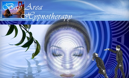 $45 for 50-minute Hypnotherapy Session at Bay Area Hypnotherapy ($95 Value)