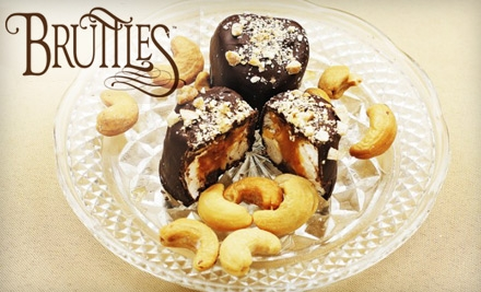 $10 for $20 Worth of Gourmet Confections at Bruttles