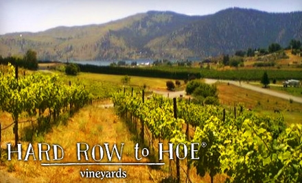 $12 for $25 Worth of Wine at Hard Row to Hoe Vineyards