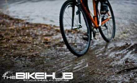 $35 for a Bike Tune-Up at The Bike Hub ($70 Value)