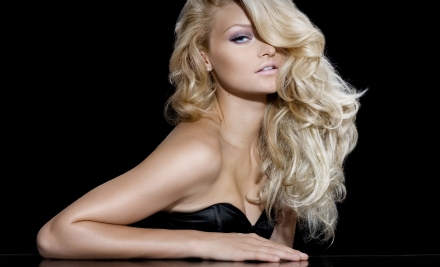 $30 for a Women's Haircut and Deep-Conditioning Treatment ($60 Value) or $22 for a Men's Haircut and Conditioning Treatment ($45 Value) at A Nu Yu Salon & Spa