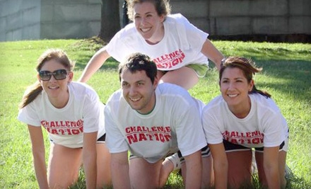 $25 to Participate in the San Francisco Challenge: The Ultimate Urban Scavenger Race on March 19 ($70 Value)