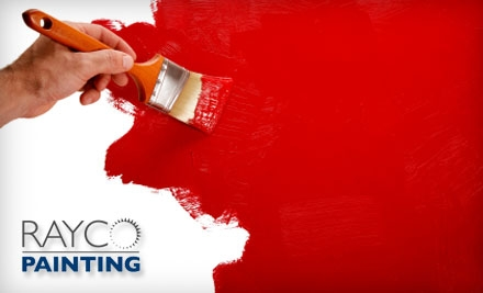 $150 for a One-Room Paint Job by Rayco Painting