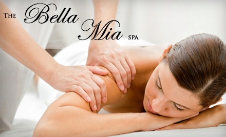 $40 for One-Hour Deep-Tissue Massage at Bella Mia Spa in Clayton ($80 Value)