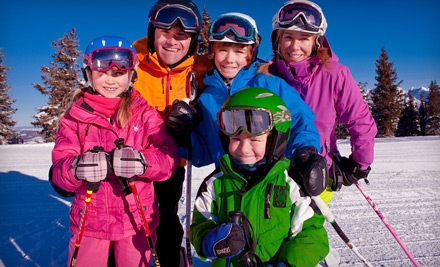 $27 for a Ski Rental Performance Package at Any Mountain in Fremont