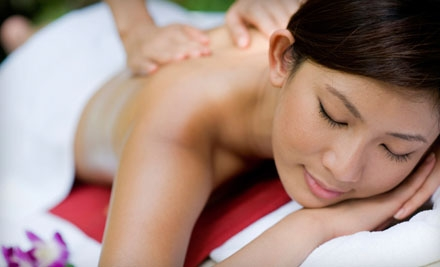 $30 for One-Hour Therapeutic, Deep-Tissue, or Swedish Massage at Vitality Massage Therapy ($60 Value)