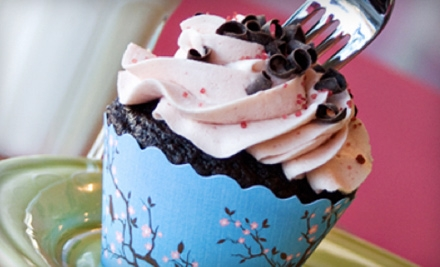 $16 for One Dozen Cupcakes at New York Cupcakes ($33 Value) in Bellevue