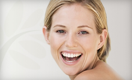 $59 for Express Hydrafacial Dermal Infusion and Microdermabrasion Treatment at Ajuva Medical Spa ($168 Value)