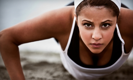 $47 for a Four-Week Boot Camp at Adventure Boot Camp for Women (Up to $299 Value)