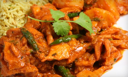 $13 for $26 Worth of Indian Fare and Drinks at Little India Restaurant in Redwood City