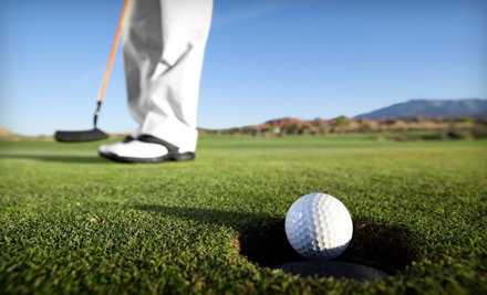 $8 for Two Nine-Hole Rounds of Golf at Pine Acres Par 3 & Driving Range ($16 Value)