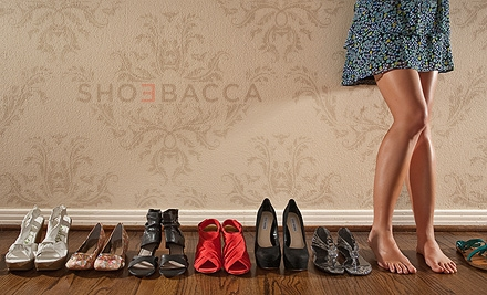 $29 for $60 Worth of Shoes, Accessories, and Apparel from Shoebacca.com