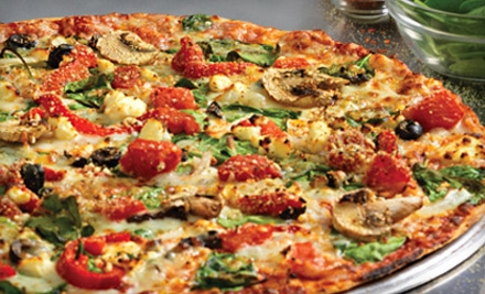 $8 for One Large Any-Topping Pizza at Domino's Pizza (Up to $20 Value)
