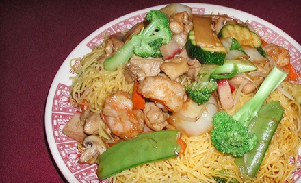 $8 for $16 Worth of Chinese Fare and Drinks at Peking Palace in Spokane Valley