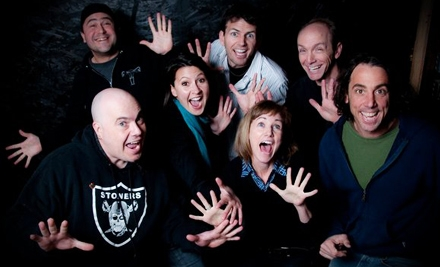 $15 for Two Tickets to a Secret Improv Society Show ($30 Value)