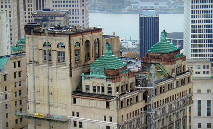 $9 for Two Tickets to the Architectural Heritage Walking Tour from Preservation Wayne ($20 Value)