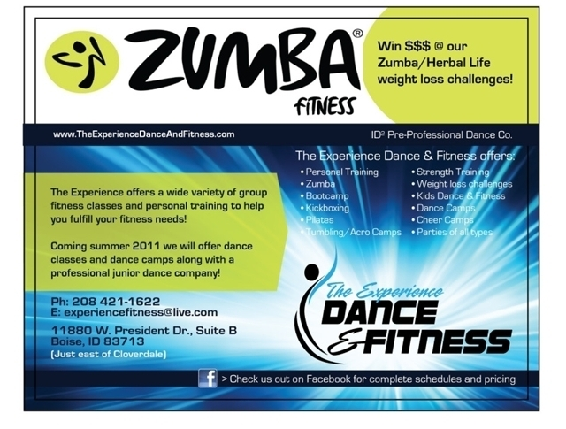 The Experience Dance & Fitness