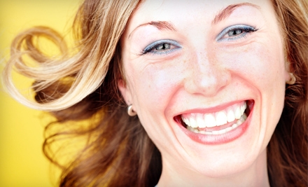 $225 for a Zoom! Teeth-Whitening Treatment and Whitening Trays For At-Home Use at Piedmont Dental by Design ($685 Value)