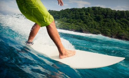 Sol Surfers Surf Camp on Groupon