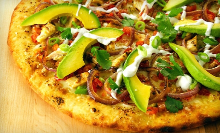 $10 for $20 Worth of Gourmet Pizza and Trattoria Fare at zpizza