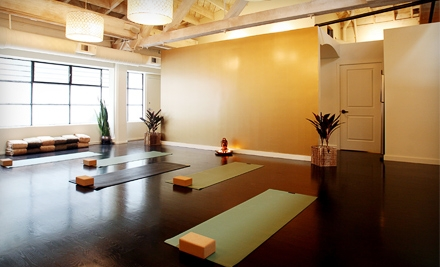 $30 for One Private Yoga Session ($95 Value) or Five Vinyasa Classes ($75 Value) at Cocoon Urban Day Spa
