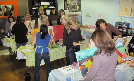 Portland daily deals groupon daily deals for Groupon painting class