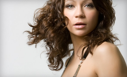 $50 for $100 Worth of Hair Services at Sheer Couture