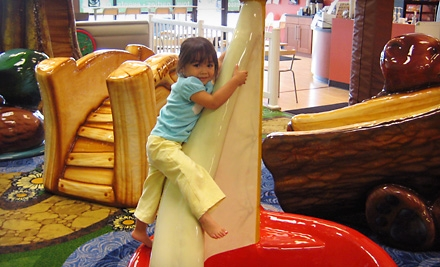 $6 for Two Admissions for One Child to Munchkin Playland (Up to $12 Value)