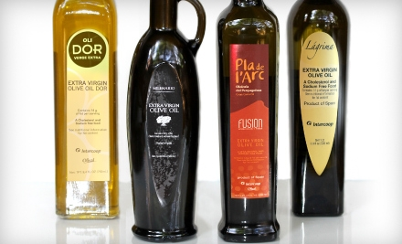 $20 for $40 Worth of Spanish Extra-Virgin Olive Oil from 1000 Year Old Olive Oil