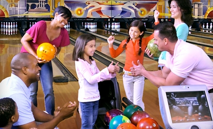 $15 for Two Hours of Bowling and Shoe Rental for Two People at AMF Bowling Centers ($47.39 Average Value)
