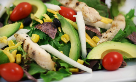 $5 for $10 Worth of Gourmet Soups, Sandwiches, and Salads at San Francisco Soup Company