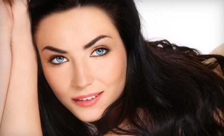 Botox and Skin-Rejuvenation Treatments at Visage MedSpa and Facial Plastic Surgery Center. Three Options Available.
