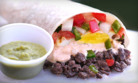 $10 for a Filipino-Mexican Fusion Meal for Two from Wow Silog Truck ($21 Value)