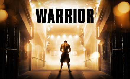 "$10 for Two Tickets to ""Warrior"" (Up to $29 Value)"