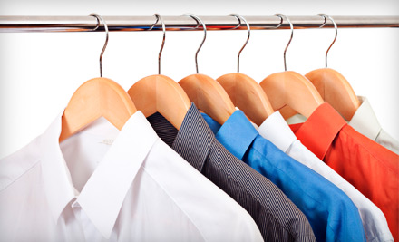 $15 for $30 Worth of Dry Cleaning or Wedding-Dress Preservation at Cleaners To Your Door