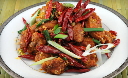 Dinner for Two or $15 for $30 Worth of Sichuan Fare at South Legend Sichuan Restaurant in Milpitas (Up to 51% Off)