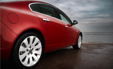 $60 for Automotive Tinting for Two Windows at Mr. Tint ($125 Value)
