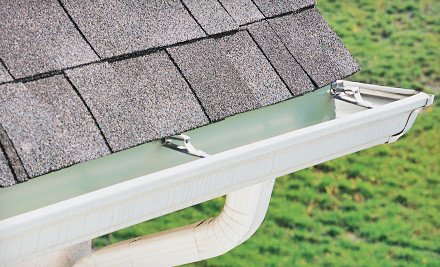$80 for Two Hours of Gutter Cleaning from Almaden Valley Window Washing ($160 Value)