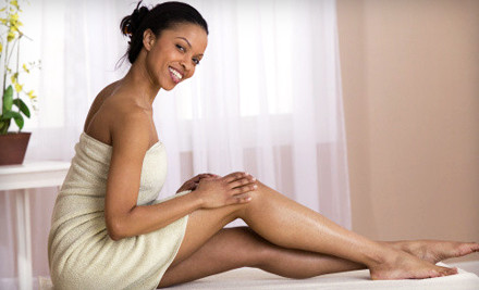 Waxing for a Small, Medium, or Large Area at Tranquility Day Spa (Up to 63% Off)