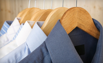 $16 for $40 Worth of Dry Cleaning and Alterations at Max Q Cleaners in Lynnwood