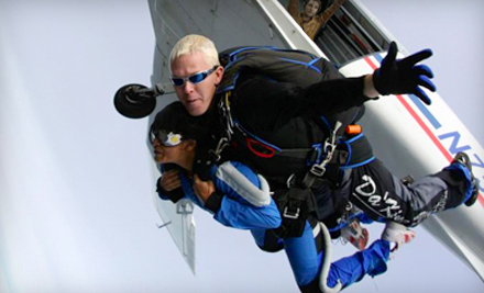 Tandem Skydive for One or Two at Skydive Hollister (Up to 44% Off)